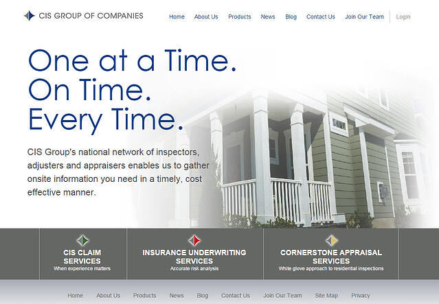 Insurance Inspections, Claim Services, Daily Claims