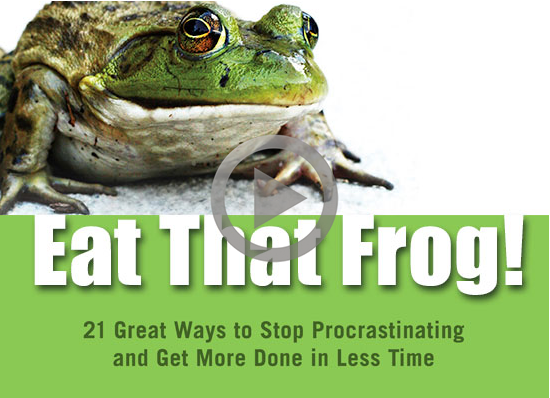 Feel Good Friday, Eat That Frog, CIS Group